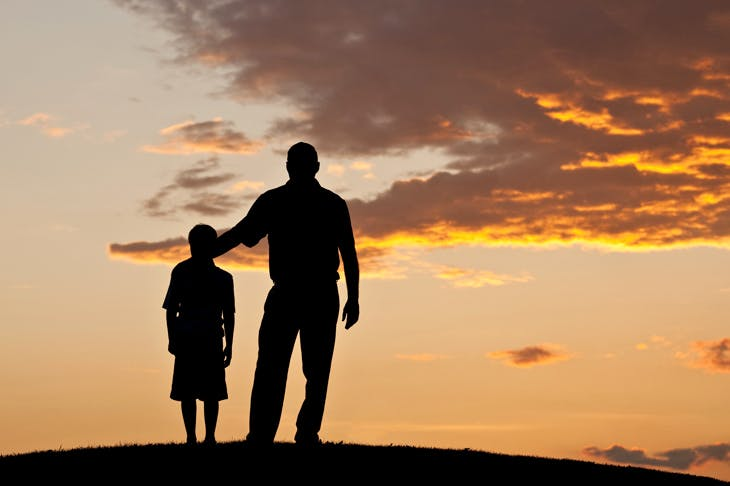 A Father's Journey…